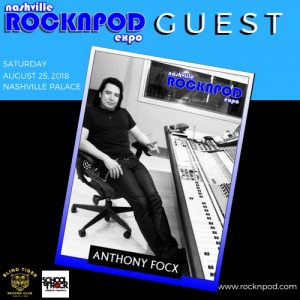 anthony focx rocknpod expo