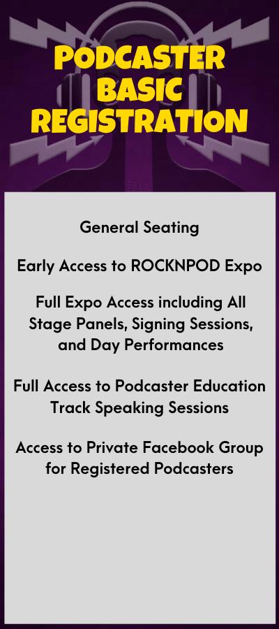 20202 ROCKNPOD Podcast Registration Basic