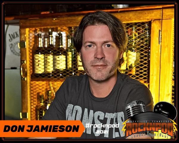 Don Jamieson ROCKNPOD EXPO 2021