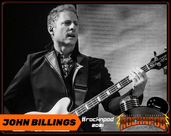 John Billings ROCKNPOD EXPO 2021