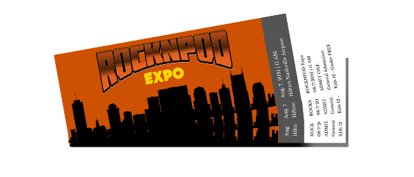 ROCKNPOD EXPO 2021 Tickets