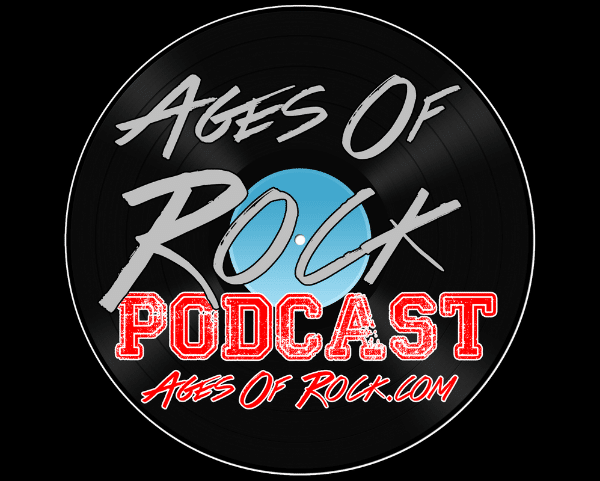 Ages Of Rock Podcast ROCKNPOD Expo 2021