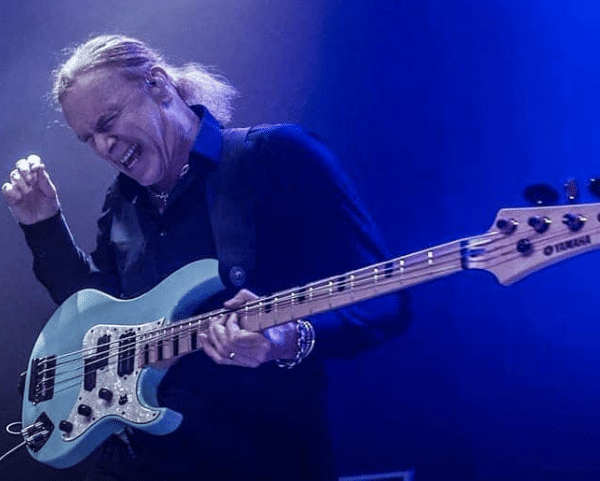 Billy Sheehan ROCKNPOD EXPO 2021