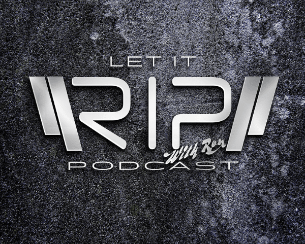 Let It Rip Podcast ROCKNPOD Expo 2021