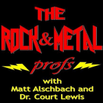 The Rock and Metal Profs Podcast ROCKNPOD Expo 2021