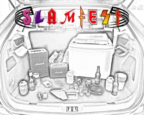 Slamfest Podcast ROCKNPOD Expo 2021