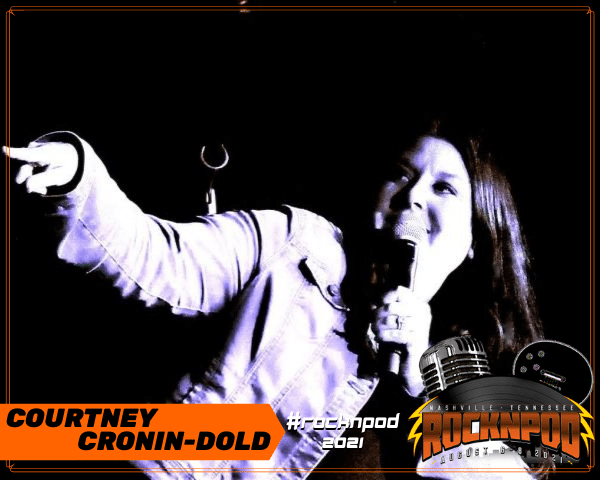 Courtney Cronin Dold ROCKNPOD EXPO 2021