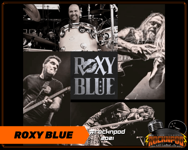Roxy Blue ROCKNPOD Expo 2021