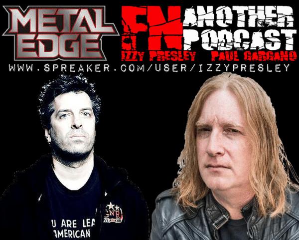 Metal Edge Presents Just Another Fn Podcsat ROCKNPOD Expo 2021