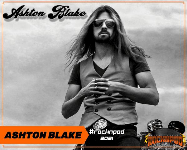 Ashton Blake ROCKNPOD EXPO 2021