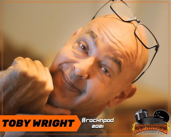 Toby Wright ROCKNPOD 2021