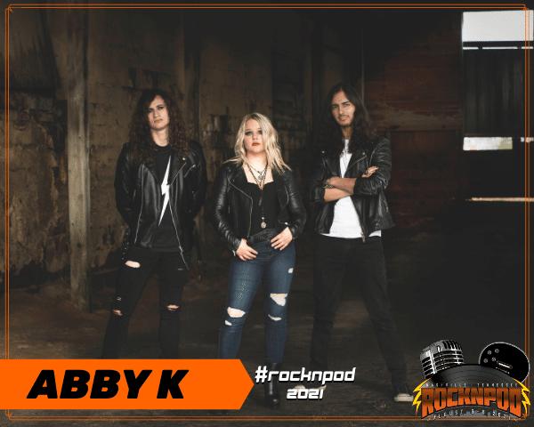 Abby K Nashville ROCKNPOD Expo 2021