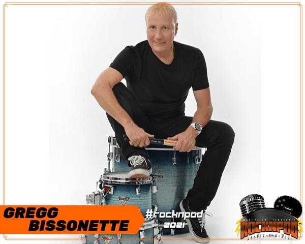 Gregg Bissonette ROCKNPOD EXPO 2021